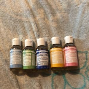 Dr.bronner's caster soap